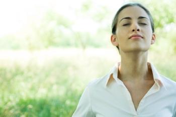 Ruhe Gelassenheit finden, frei voon Ängsten